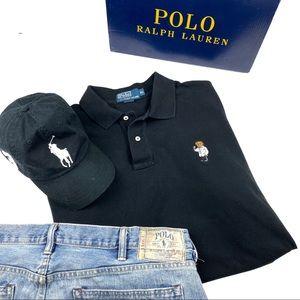 POLO Ralph Lauren Teddy Bear T 13 collared Shirt
